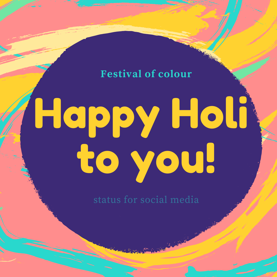 10 Best Happy Holi Images 2020 - Happy Holi Photo Download - SFSM