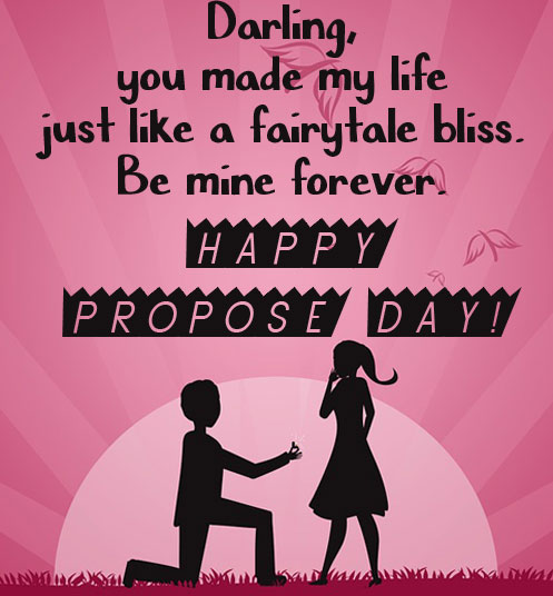 Happy Propose Day Quotes, Wishes And Messages | Wishesmsg