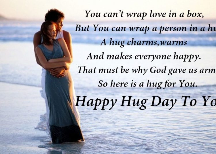 Best And Catchy Happy Hug Day Quotes And Sayings