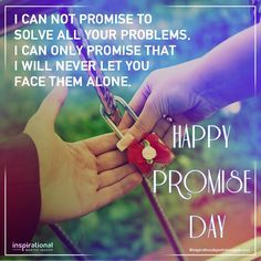 Happy Promise Day - Quotes Wishes,Happy Promise Day Images Pictures   Inspirational Quotes Images