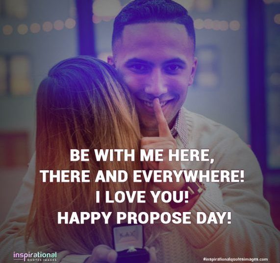 Happy Propose Day - : Images, Wishes, Messages, Quotes, Sms | Inspirational Quotes Images