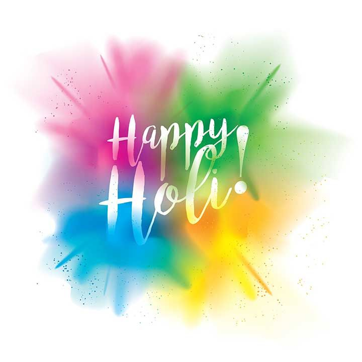Holi Wallpapers: Best Happy Holi Images 2020