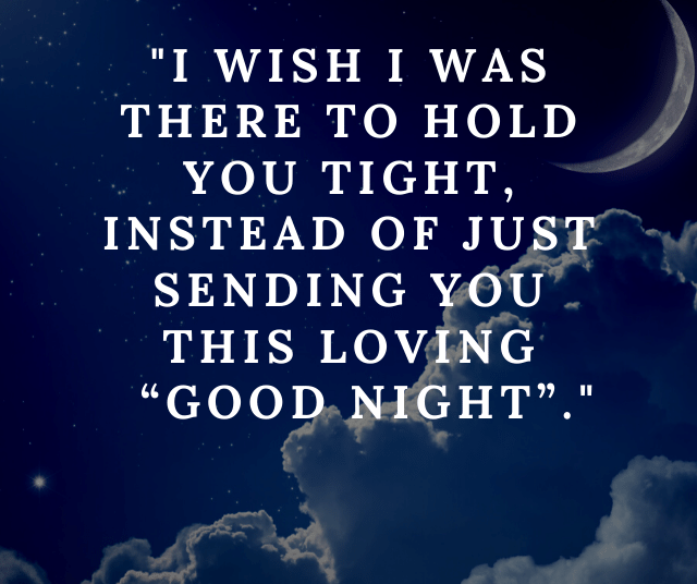 60 Good Night Quotes With Sweet Images