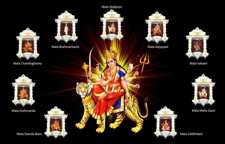 Free Download Chaitra Navratri Wishes, Whatsapp Stickers, Fb Greetings, Quotes, Messages, Status