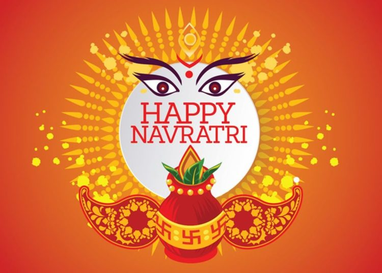 Happy Chaitra Navratri Wishes, Whatsapp Stickers, Fb Greetings, Quotes, Messages, Status Download