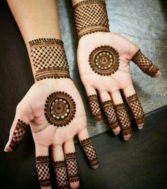 20 Step By Step Mehndi Designs For Beginners