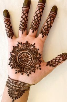 Beautiful Mehndi Designs For Different Event And Occasions