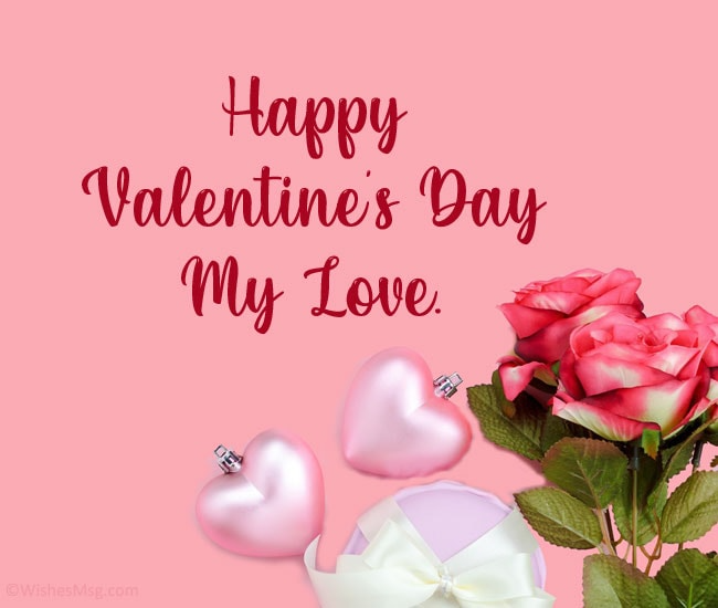 200+ Happy Valentines Day Wishes And Messages | Wishesmsg