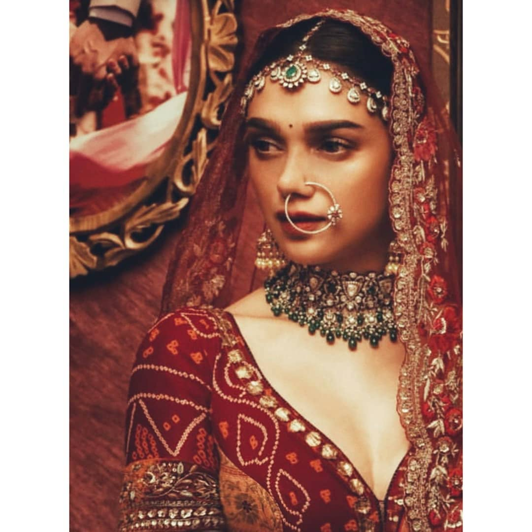 Aditi Rao Hydari Dear world,  I have never been about anger,  I have always b Wallpaper