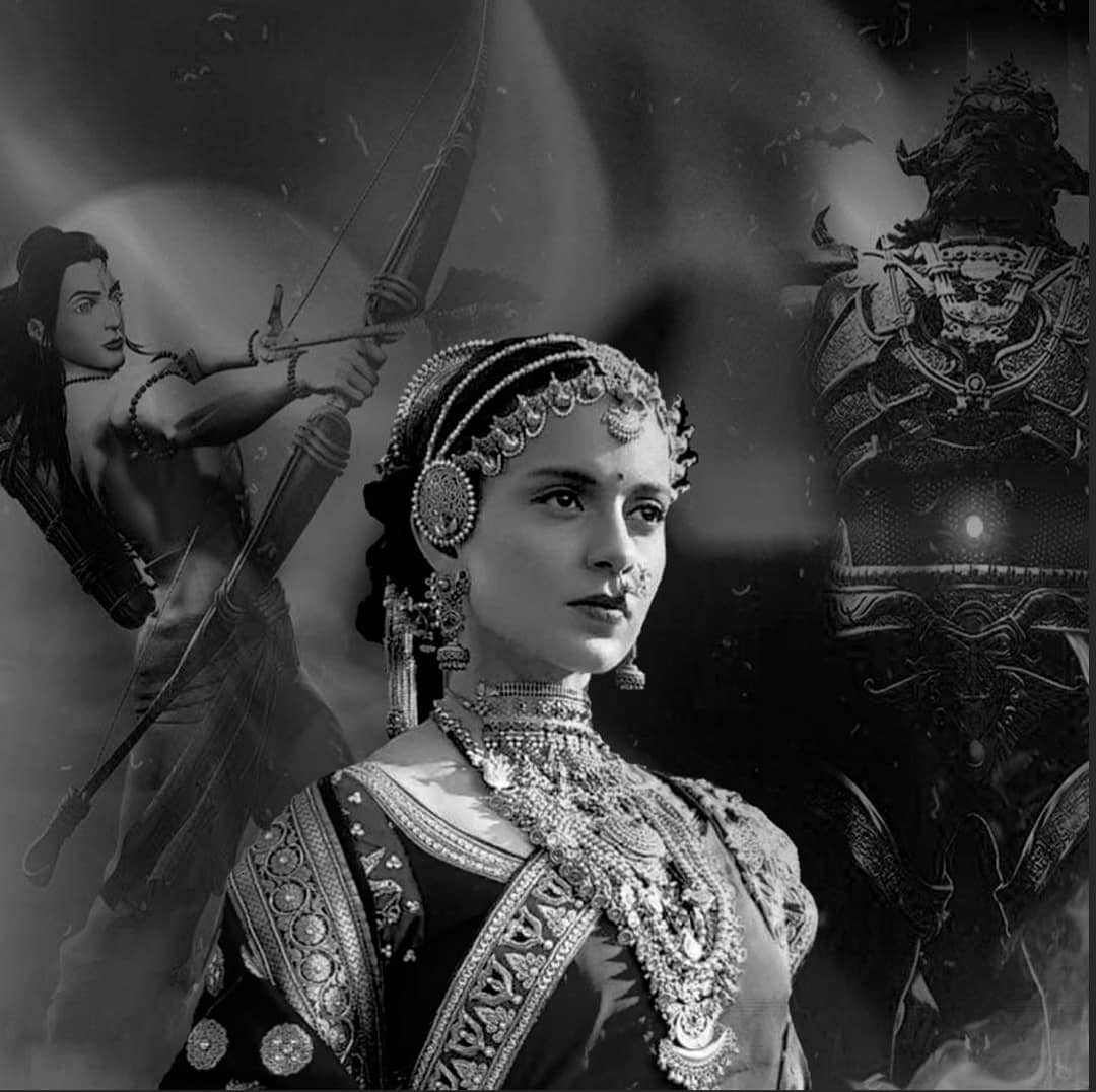 Kangana Ranaut Long live the true essence of Dusshera! For this day, the go Wallpaper