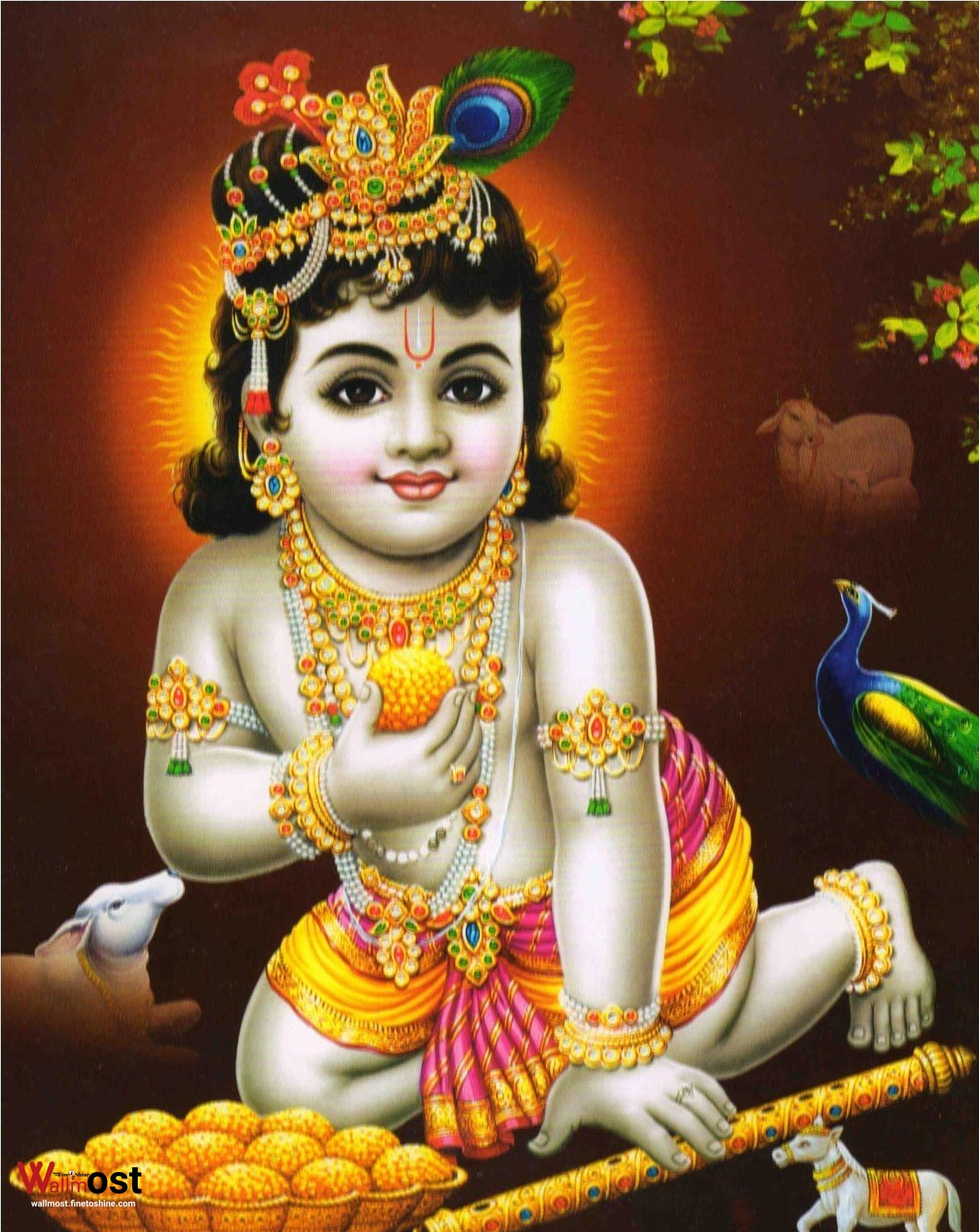 Krishna Wallpapers {New} Images, Photos &Amp; Pictures - Wallmost