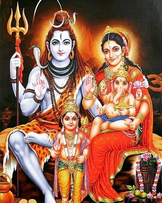 Best 50 Lord Shivji Images - Vedic Sources