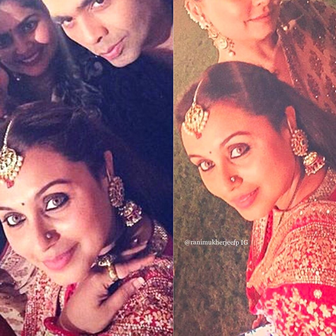 Rani Mukerji I remember when these selfies were posted how happy I was, i Wallpaper