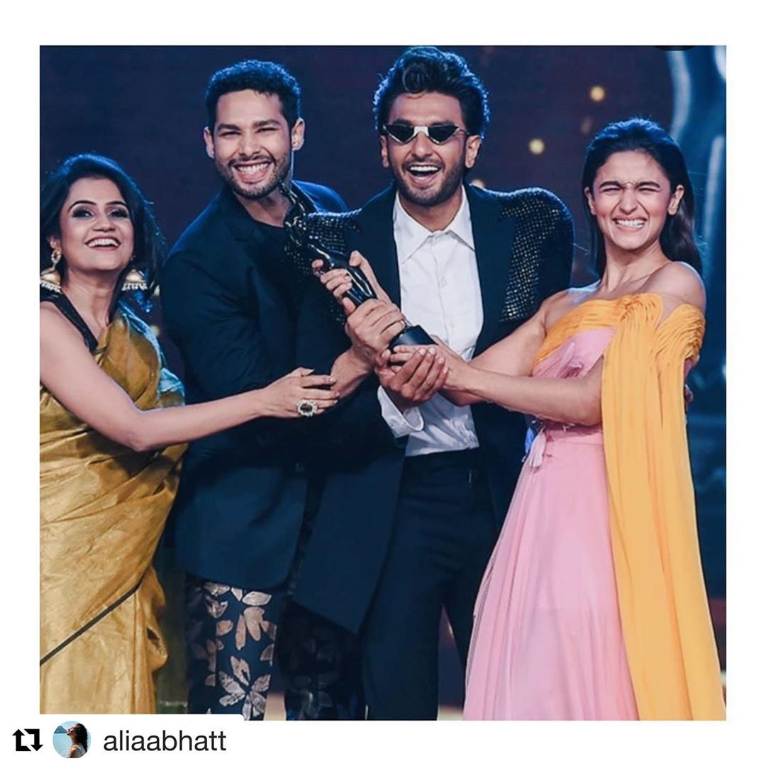 Ranveer Singh #Repost @aliaabhatt • A humble bunch! *drops mic Latest Wallpaper, Photo, Image, Picture