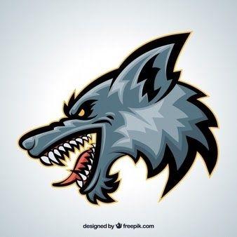 Gambar Logo Serigala Keren Hd Wolf Vectors Photos And Psd Files Free Download 2021