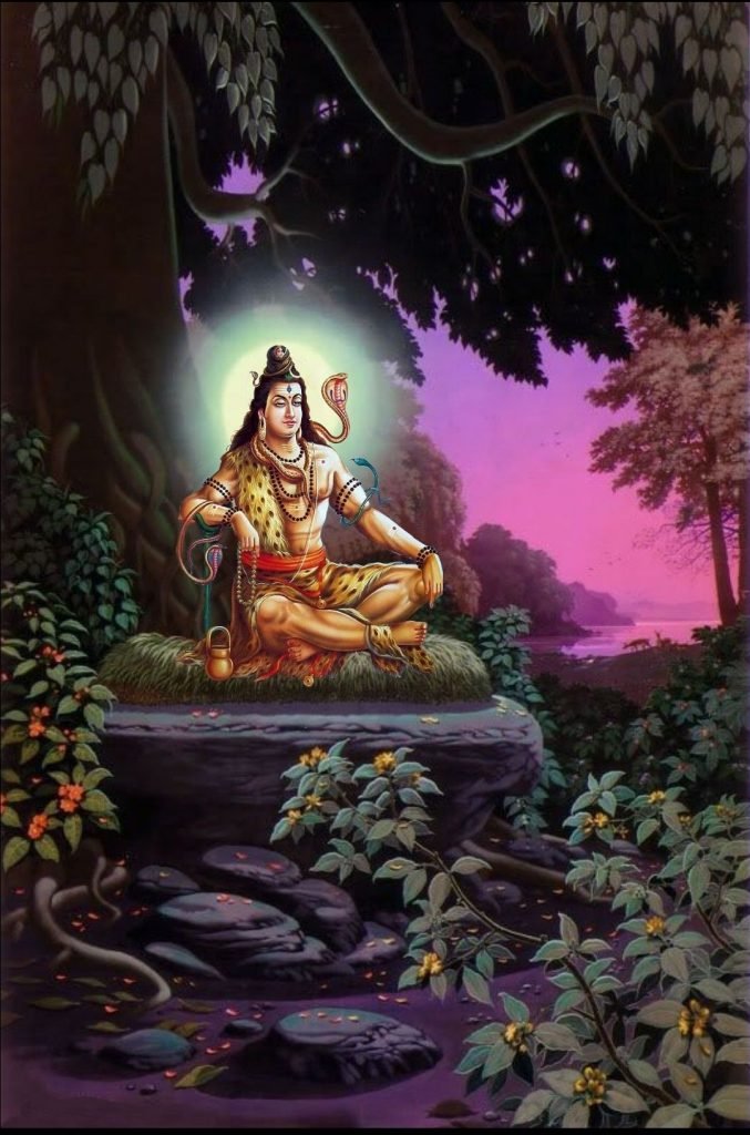 Lord Shiva Hd Wallpaper Download For Android Mobile