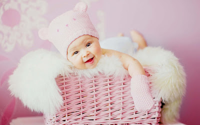 cute-laughing-baby-wallpapers