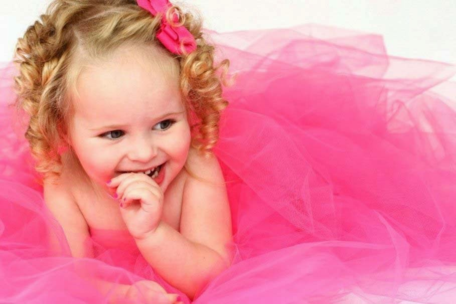 lovely-cute-baby-in-pink-color