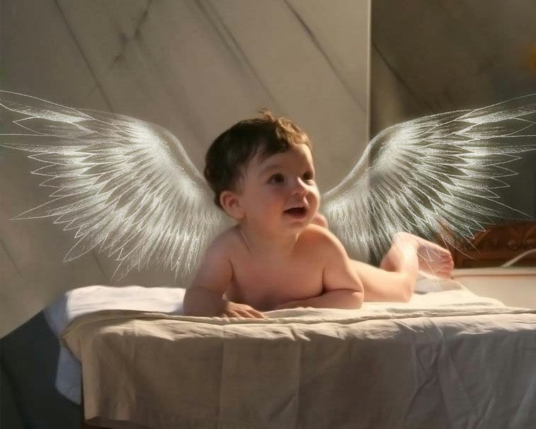little-baby-angel-pic