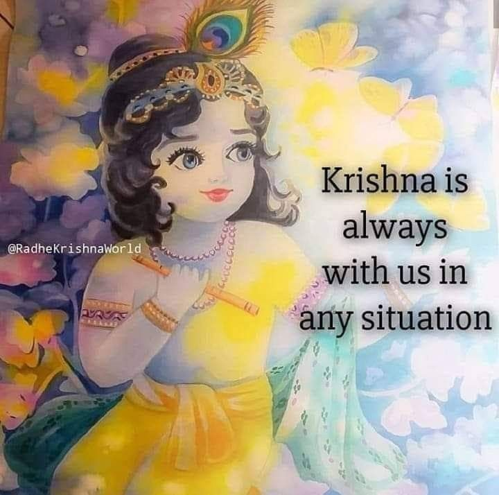 Baby Krishna Quotes Free Download