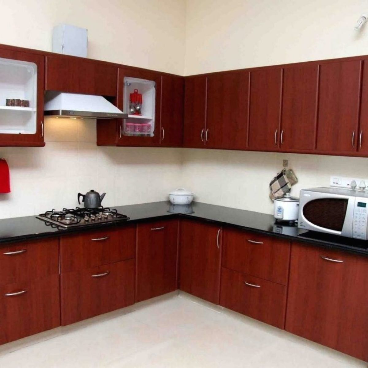 39 The Biggest Myth About Modular Kitchen Design Indian L Shape Exposed 1000 Modern 2020