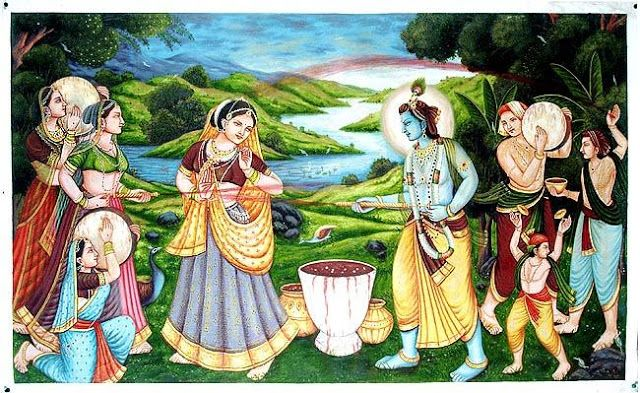 All Radha Krishna Holi Images Happy Holi