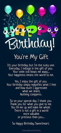 Happy Birthday Wishes For Husband Quotes   Monica Gallery