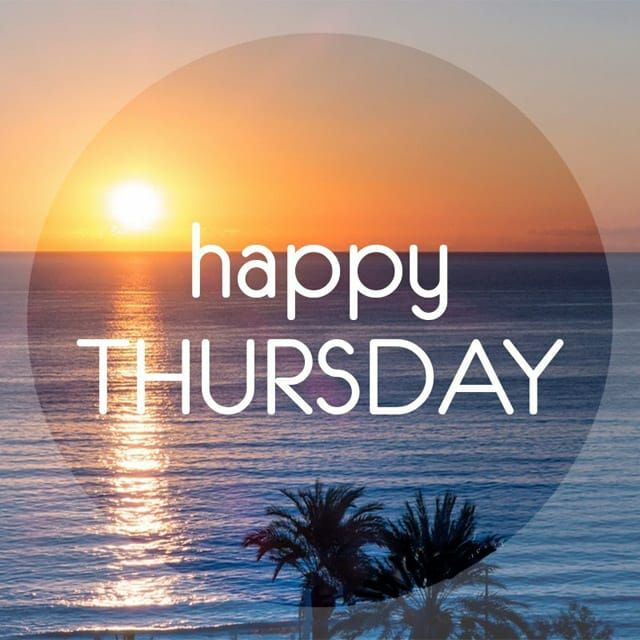 Happy Thursday Hd Images Wallpaper Pictures Photos