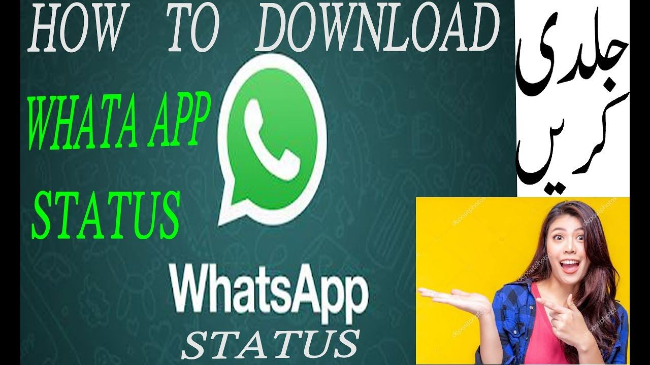 How To Download Whatsapp Status Videos And Photos L Whats App L Free Status Download For Whats App 2020