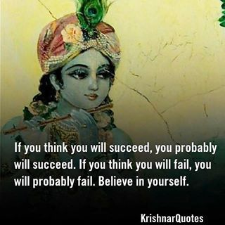 """Krishnar Quotes 