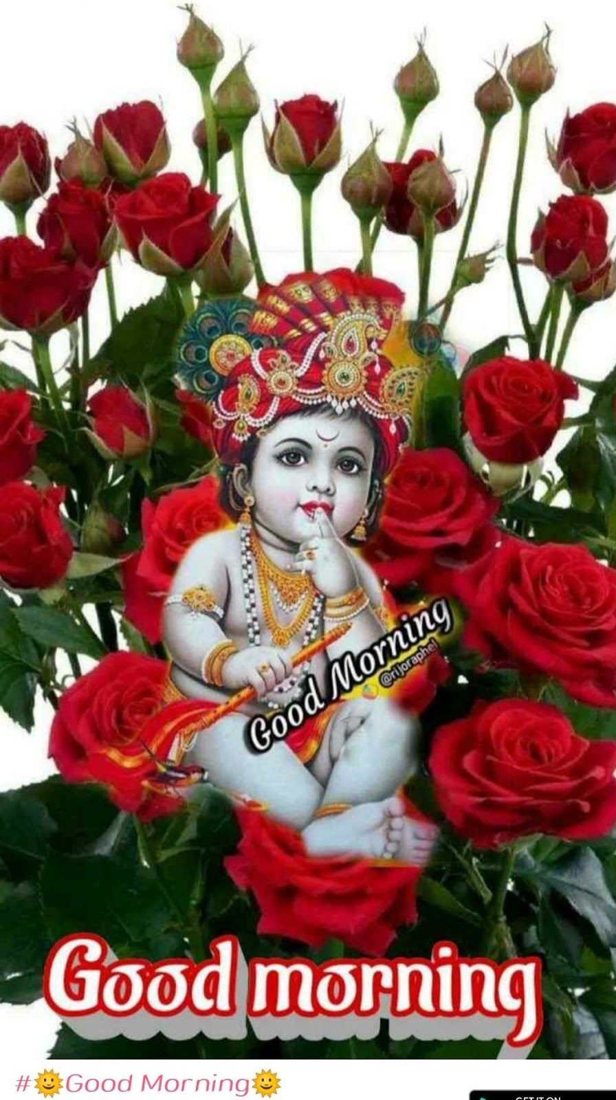 Top 10 Good Morning Happy Krishna Janmashtami Wishes Images Greetings Pictures For Whatsapp Bestwishespics 2021