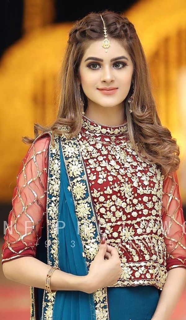 Hairstyles For Indian Bride