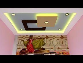 Latest Gypsum False Ceiling Designs Simple False Designs -