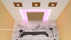 Latest Gypsum False Ceiling Designs For Bedroom Simple False Designs -   Vinup Interior Homes