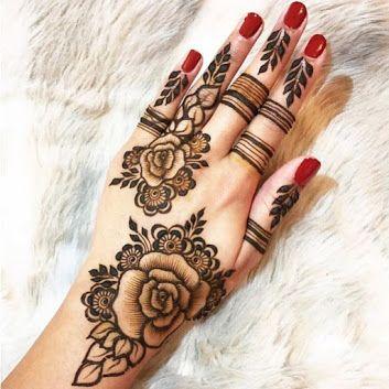Best Mehndi Designs For Raksha Bandhan