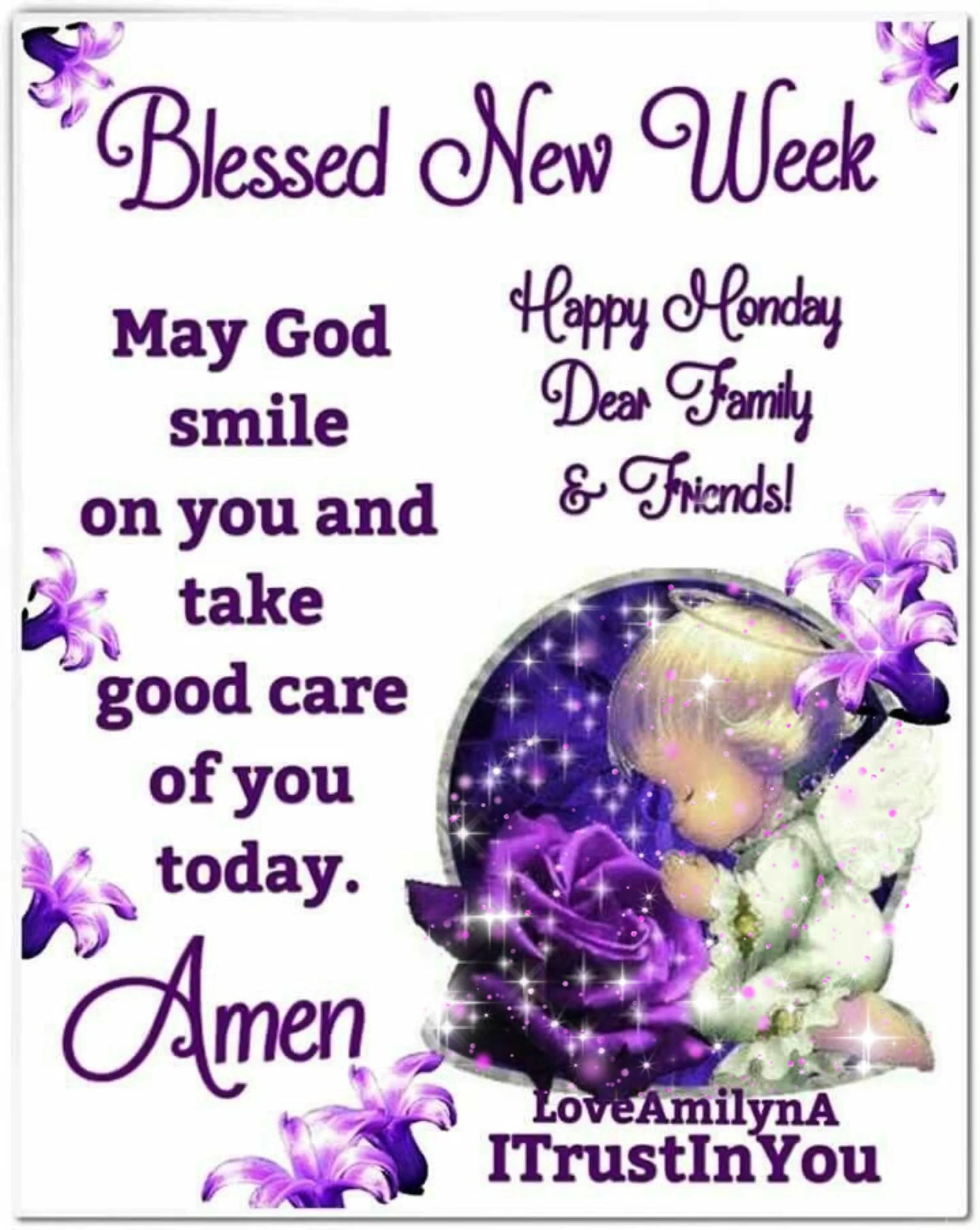 Blessing For Monday And New Week!   20 September 2021