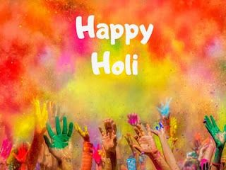 Happy Holi Images, Wishes, Status