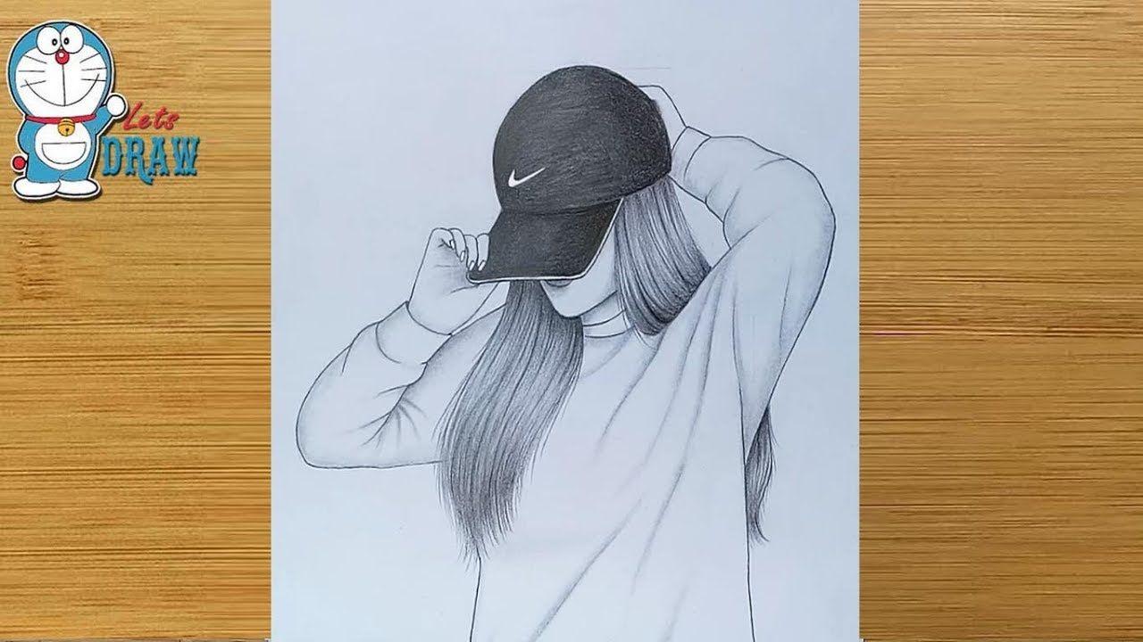 Girls Dp ????Hidden Face ????