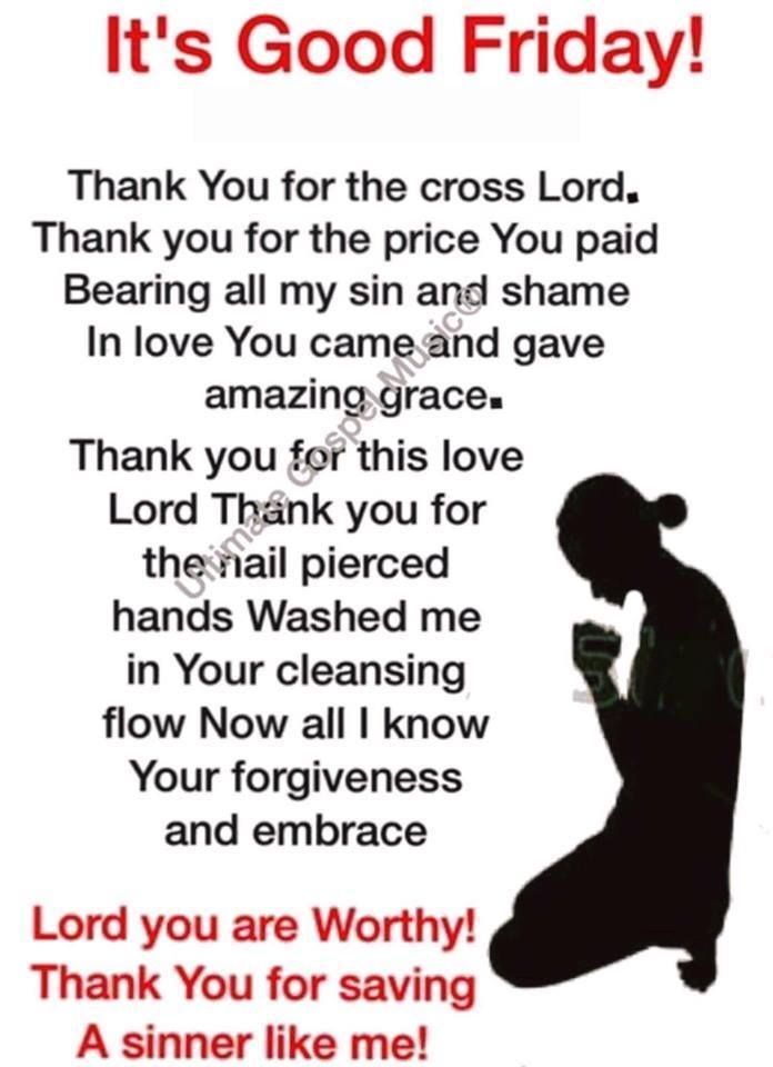 Good Friday Images 2020 Wallpapers And Images Finetoshine Com