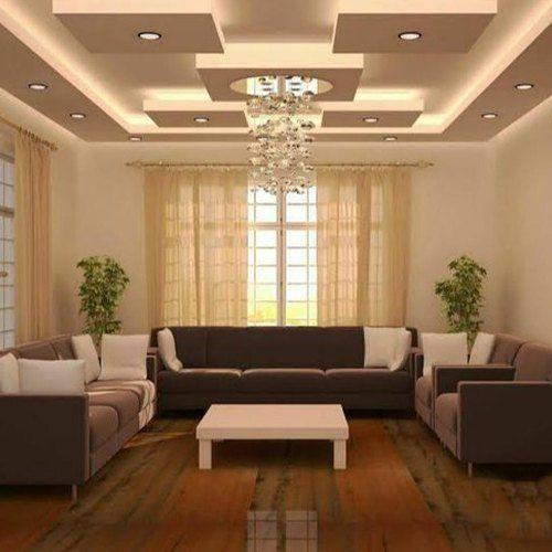 Designer Gypsum False Ceiling For Hall And Bedroom ...