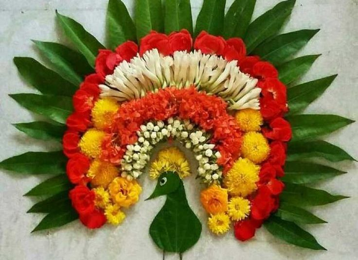 Quick And Easy Rangoli Ideas For Diwali - You Would Love To Copy From