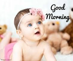 baby good morning images hd download