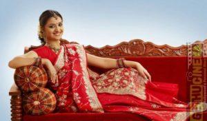 Actress Keerthy Suresh Saree HD Photos Collection - Gethu Cinema