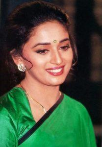 Madhuri Dixit Beautiful Photos In Saree Free Download