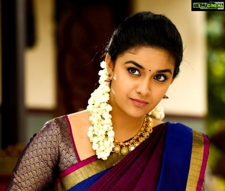 Actress Keerthy Suresh Best HD Photo Collections - Gethu Cinema