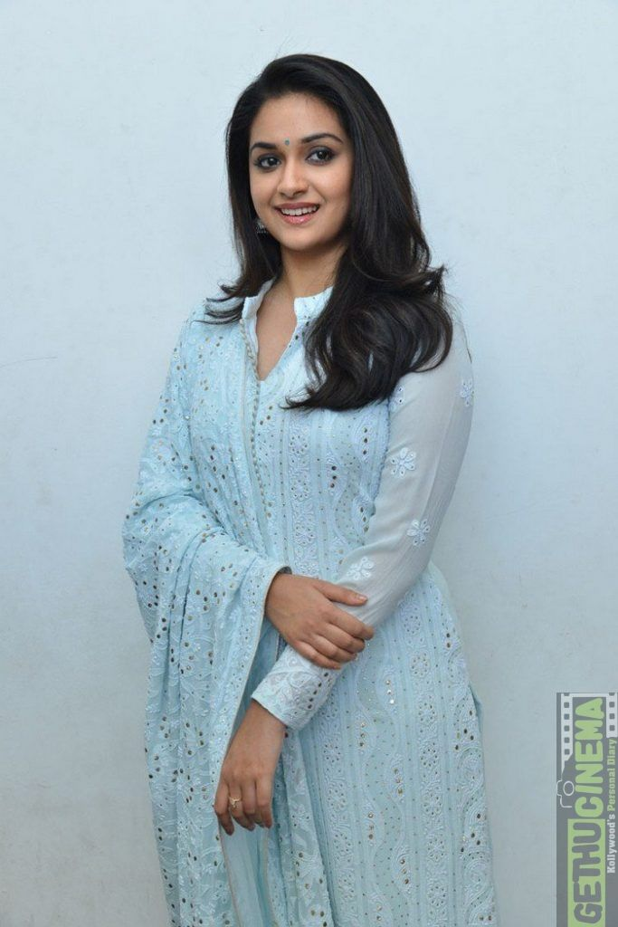 Actress Keerthy Suresh 2018 Photoshoot Gallery - Gethu Cinema
