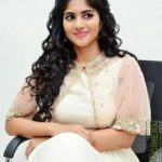 Actress Megha Akash 2017 Photos - Gethu Cinema
