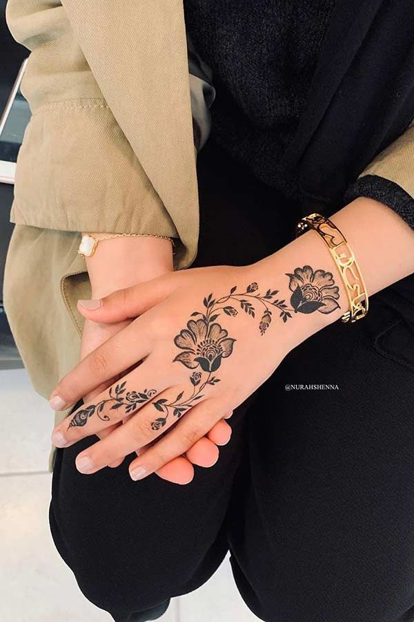 21 Henna Hand Designs That Are A Work Of Art   Page 2 Of 2   Stayglam