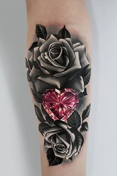 Cool Small Tattoo Ideas On Thigh