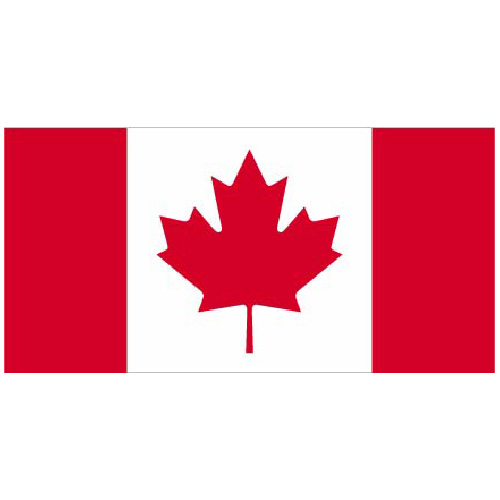 Flags Unlimited - Canadian Flag Can072Gk - Rona